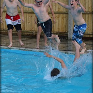 Lordsfield Swimming Club 2016 Season
