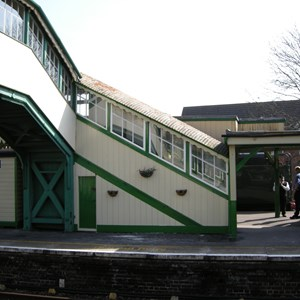 Friends of Alton Station Footbridge History