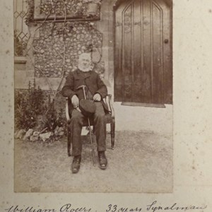 Mickleham & Westhumble Local History Group Mr Bryant's Album