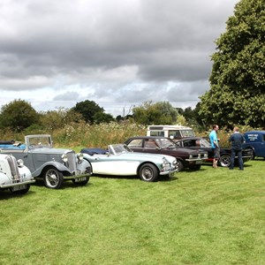 Bring your classic vehicle to our car show
