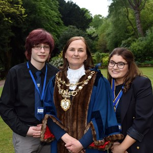 Bewdley Town Council Young Mayor