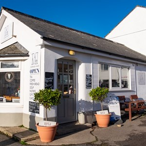 Cornish Maid open 7 days a week 9.30am various closing time depending on time of year.