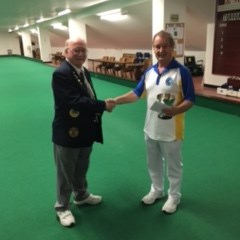 County Singles Runner-up: Geoff Bellamy