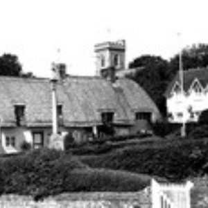 West Meon Village & Church 1965