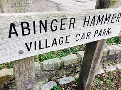 Abinger Parish Council Scenes of Abinger Parish