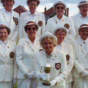 Thornbery Trophy R/Up 1990