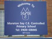 Moreton Say Parish Council Images of Moreton Say Parish