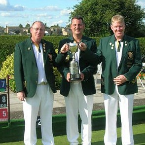 COUNTY TRIPLES CHAMPIONS 2009 John McAndrew, Paul Seymour, Don Savage