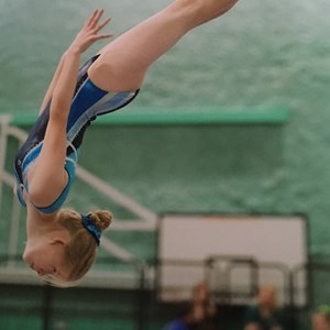Faith Hoban (Trampolining)