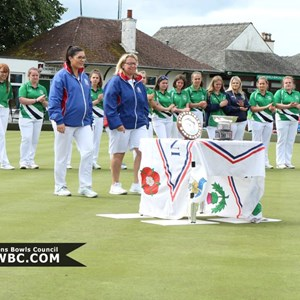 British Isles Women's Bowls Council 2019 Junior Internationals