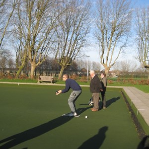 Walthamstow Borough Bowls Club BOXING DAY ROLL UP