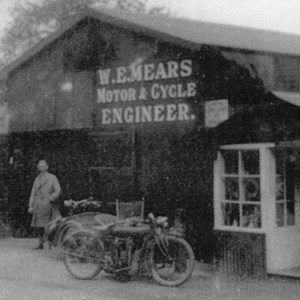 Mears Garage Newfound