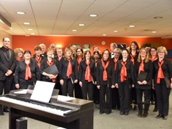 Nottingham Hospitals Choir 50th Anniversary