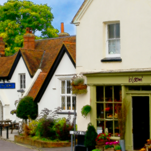 Retailers, Kingsclere Parish Council