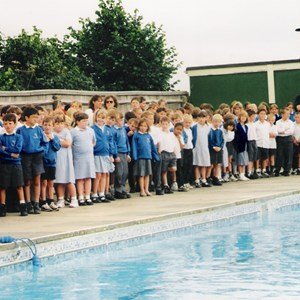 Lordsfield Swimming Club 1990's