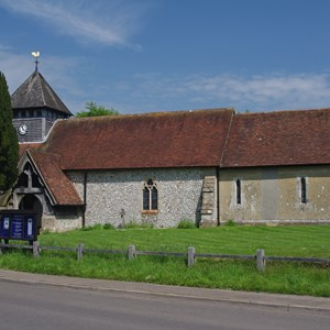 St Andrew's Church Medstead