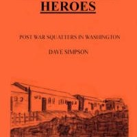 The Squatters by Dave Simpson: Price £6.99