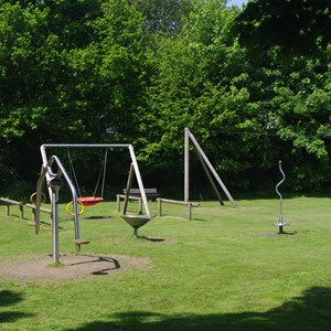 Activity Area Medstead Village Green