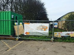 Cliffe and Cliffe Woods Parish Council New Changing Rooms