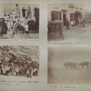 Mickleham & Westhumble Local History Group T H Bryant Album 2