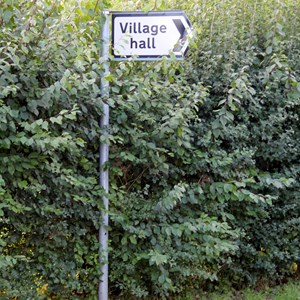 To the Village Hall