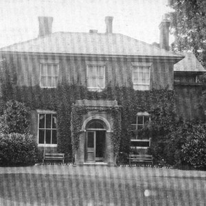 The old Rectory, Deane