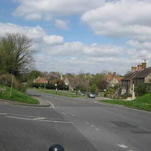 Henley Road from the south