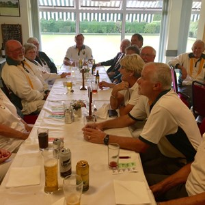 Chandos Park Bowls Club FRIENDS OF ENGLISH BOWLING 6th SEPT