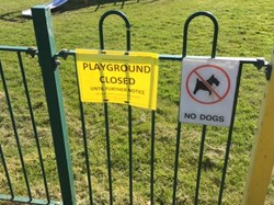 Bourton-on-the-Water Parish Council Playground Closure
