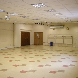 Main Hall, Alton Community Centre