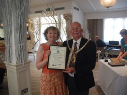 Up Hatherley Parish Council The Evening 2018