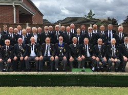 Ceredigion County Bowling Association Touring Team 2017