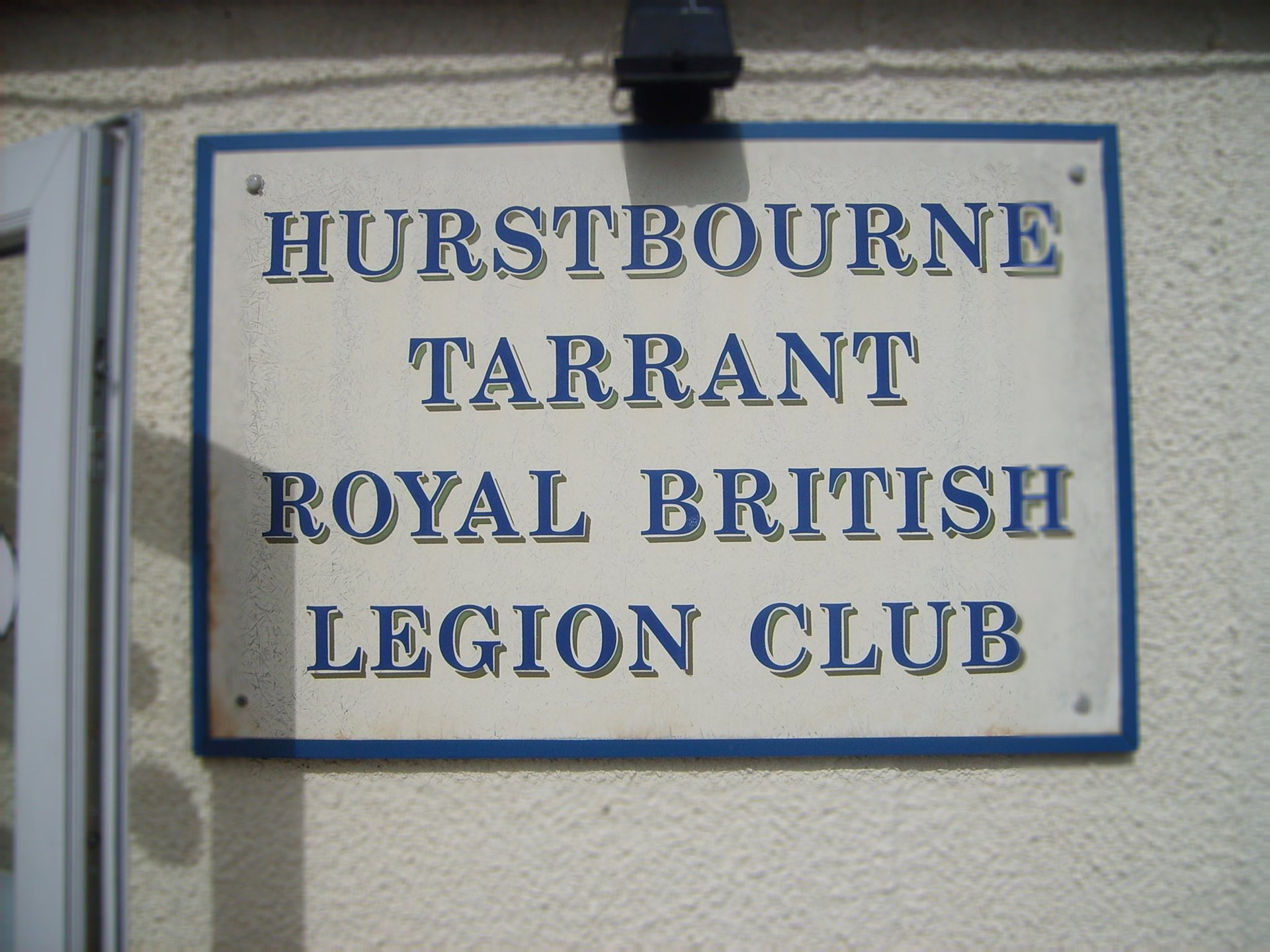 Hurstbourne Tarrant Parish HBT Royal British Legion