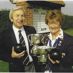 Joe & Val Jones Club Champions 1994