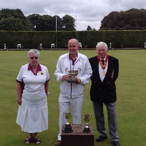 Men's Handicap (Chris Martin)