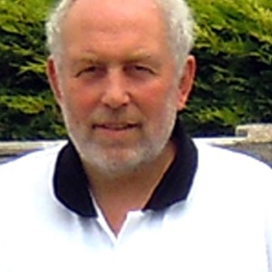 Paul Kelly Men's Captain, Green Keeper, Vice-President