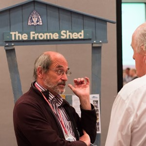Frome Men's Shed 2014 & 2015