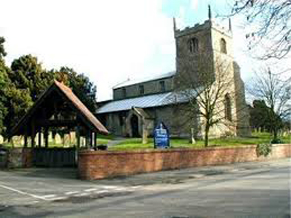 All Saints Church, North Collingham
