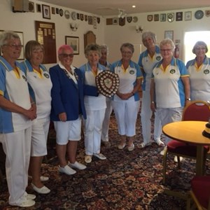 Ann Wilkinson Runners Up Copmanthorpe