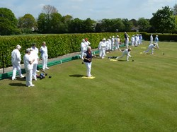 Adastra Bowling Club Mary Day - Presidents Day 10th May 2017