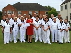 Coalville Town Bowls Club About Us