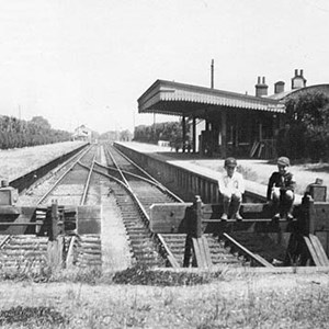 Bordon Station (LSWR)