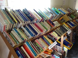 Cound Parish Council St Peters Charity Bookshop
