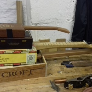 Frome Shed - Cigar Box Guitars