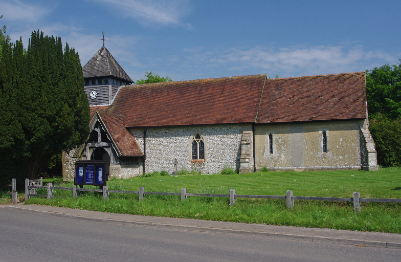 St Andrew's Parish Church Medstead