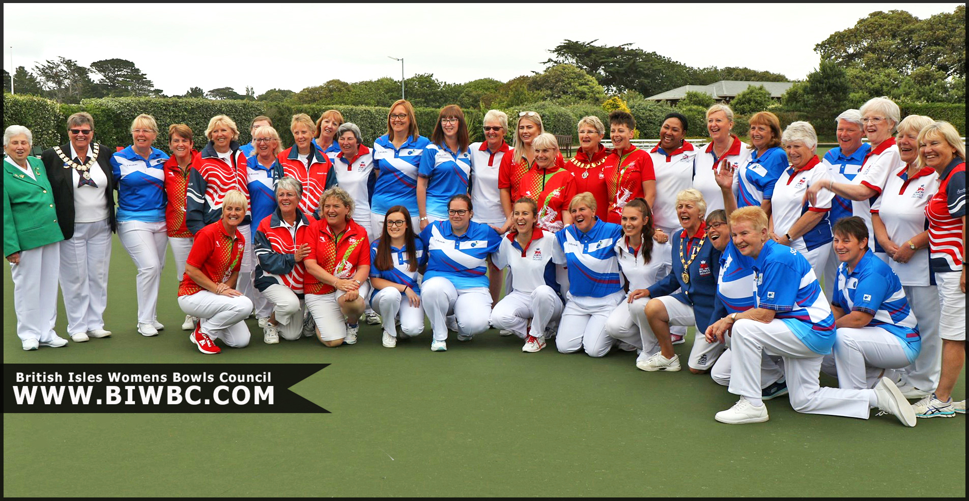 British Isles Women's Bowls Council Home