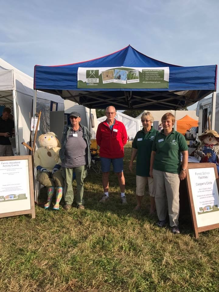 A day out at Melplash show