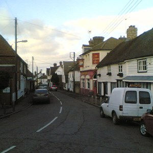 Cliffe High Street (recent)
