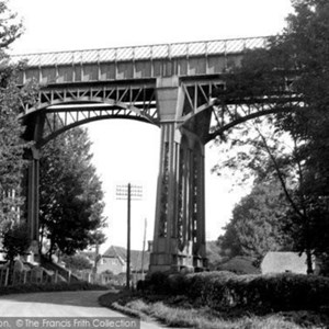West Meon Viaduct 1955