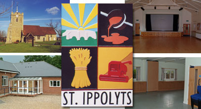 St Ippolyts Parish Hall About Us